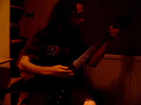 MEGADETH Peace Sells Guitar Licks - Ol Drake Evile