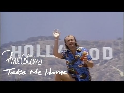 Phil collins take me home official music video youtube for House music 1986