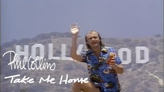 Phil Collins - Take Me Home (Official Music Video)