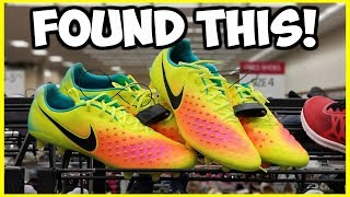 ITS BEEN TOO LONG! Soccer Finds at Burlington Coat Factory