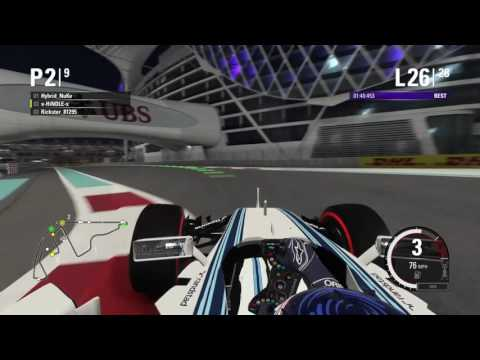 Front Row Racing World Series Round 19 Abu Dhabi Lap 24 - 28