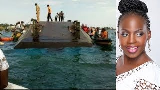Eye Witness Says Iryn Namubiru Saved Alot Of People in The Boat Cruise Tragedy