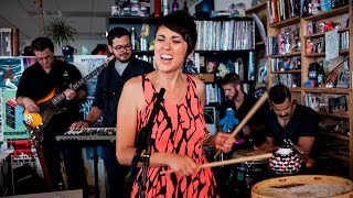Gina Chavez: NPR Music Tiny Desk Concert