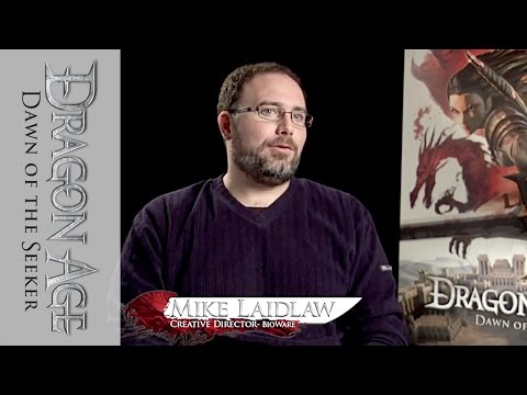 Dragon Age: Dawn of the Seeker Production Trailer