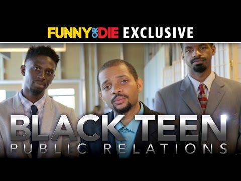Black Teen Public Relations video