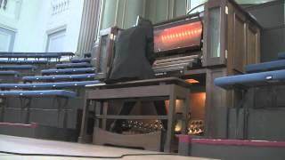 Franz Liszt: Praeludium und Fuga über den Namen BACH - Birmingham Town Hall
