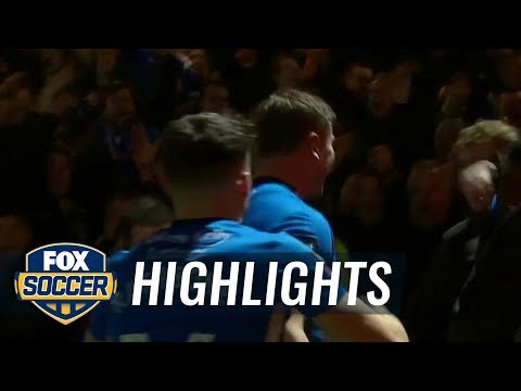Rochdale vs. Tottenham Hotspur | 2017-18 FA Cup Highlights
