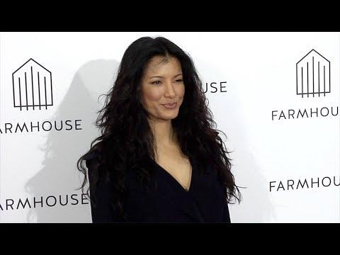 "Kelly Hu ""Farmhouse"" Grand Opening Red Carpet thumbnail"