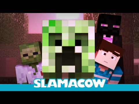 Creeper Encounter - A Minecraft Animation