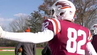 Sideline Highlights - Susquehanna University Football vs Juniata