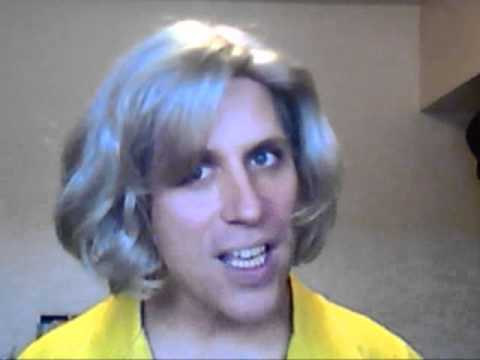 Obama JAN BREWER Arizona Governor Parody Drag Queen 1070 finger Barbra SEVILLE GODDARD