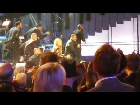 Beyonce Ed Sheeran Stevie Wonder Grammy's tribute