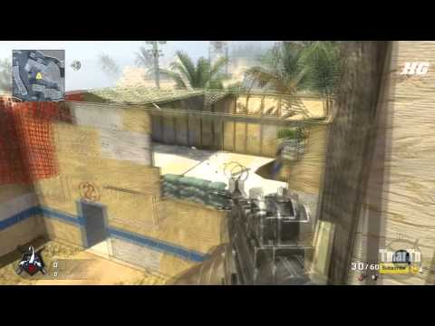 Black Ops: Map Jumps and Spots - Firing Range
