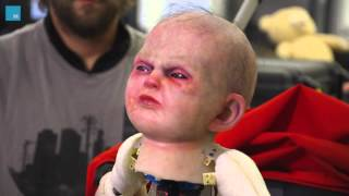 Exclusive: Behind the Scenes With Devil Baby   Mashable