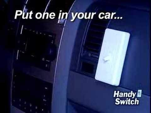 Fred Vanore Handy Switch TV Commercial