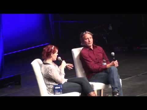 2014 Edmonton Expo. Mads Mikkelson Panel.  Part 1 Of 2