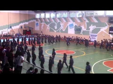 Primer Lugar Gimnasia Rítmica Rodolfo Robles 2012