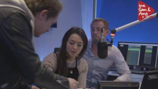 Mark Owen Fixes Amy's Take That Clock