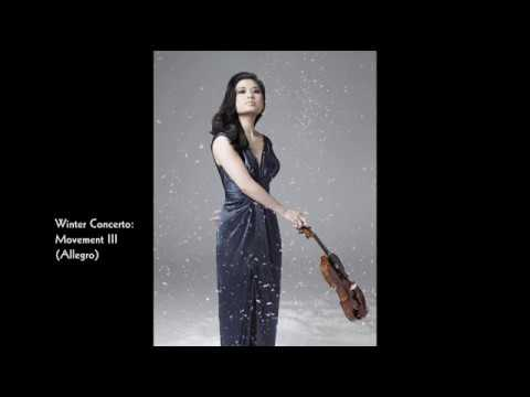 Sarah Chang: Winter Violin Concerto (Antonio Vivaldi)