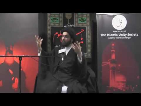 Reliance on Allah (swt) - Muharram Majaalis 2014   Night 1 (Sayed Mustafa Al-Modaressi)