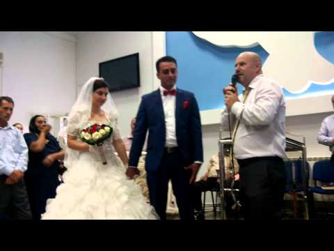 Nunta la Biserica Rugul Aprins Toflea cu Dorin Esanu 2