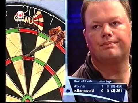 van Barneveld vs Atkins Darts World Trophy 2005 Round 2