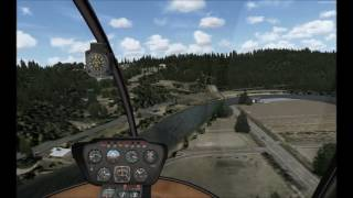 Robinson R22 flying tips for FSX and P3d