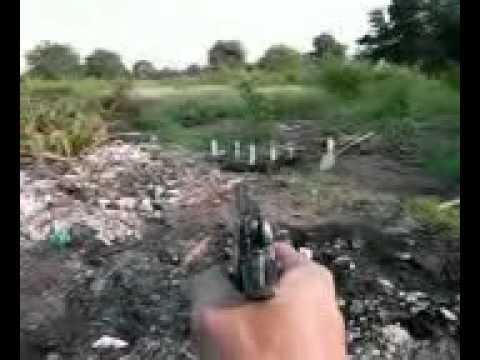 ปืนสั้นไทย.22ออโต้ 1 ใน 1000 (ฝีมือคนไทย)