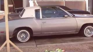 My 1978 Oldsmobile Cutlass T-Top