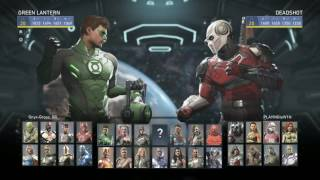 RHS May 21 Gross (Green Lantern) vs Playing2Win (Deadshot)