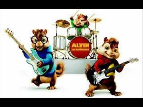 Alvin and the chipmunks - Wendys cunt song