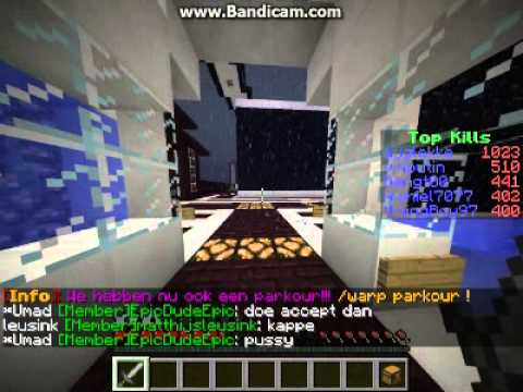 Minecraft 1.6.1 Minecraft Server! [Factions] [Raiding] [Griefing]