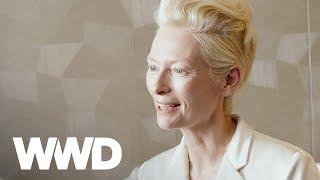 Cannes Film Festival 2019: Tilda Swinton Talks Jim Jarmusch's 'The Dead Don't Die'   WWD