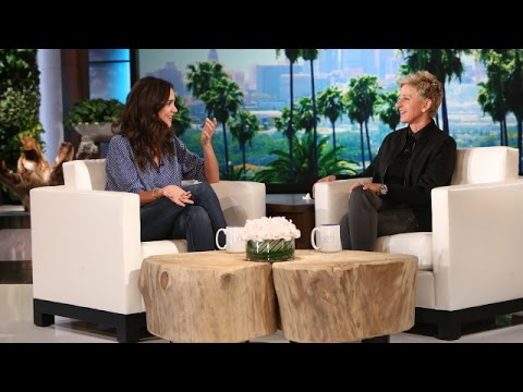 Katie Holmes on Her Daughter's Christmas List