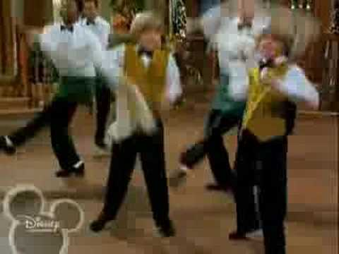 Tipton Hotel Commercial - The Suite Life of Zack & Cody