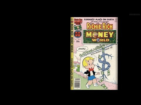 Richie Rich Money World 037