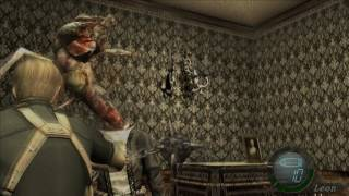 Resident Evil 4  ammo and pesetas farm(no cheat)