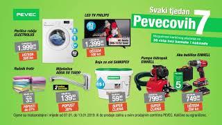Svaki tjedan Pevecovih 7 - ponuda vrijedi od 7.1.2019. do 13.1.2019.