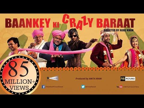 Baankey ki Crazy Baraat | Full HINDI MOVIE HD | Raajpal Yadav,  Vijay Raaz | New Bollywood Movies thumbnail