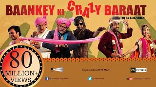Baankey ki Crazy Baraat | Full, HINDI MOVIE HD | Raajpal Yadav,  Vijay Raaz | New Bollywood Movies