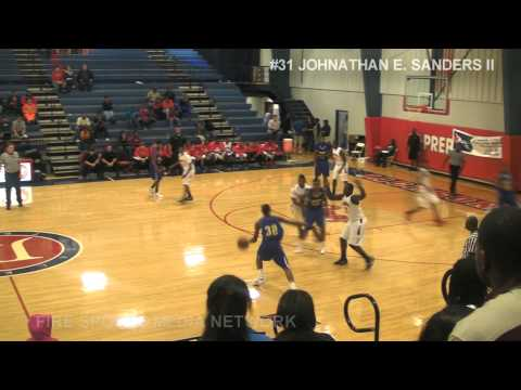 Johnathan Sanders II of Brandon High School Basketball Mixtape #1