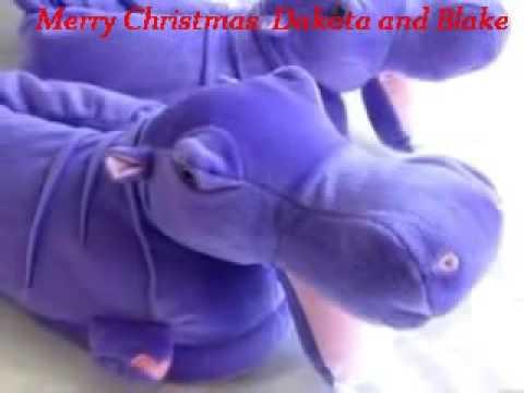 I Want A Hippopotamus For Christmas - Gayla Peevey.