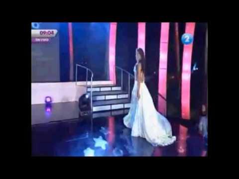 Miss El Salvador Universe 2013 Alba Delgado (Nuestra Belleza El Salvador 2013)