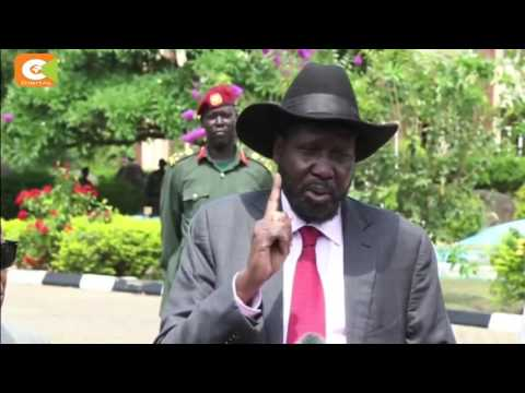 President Kiir rejects deployment of more UN troops