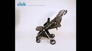 Silver Cross, Jet & Clek Liing Infant Car Seat