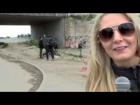 Lauren Southern in Europe: Welcome to the Calais Jungle!