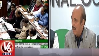Congress Leader Ghulam Nabi Azad Accuses Govt For Delay In Parliament Winter Session