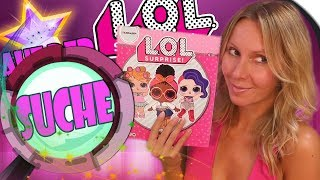 LOL SURPRISE Sticker 👱‍♀️ Auf der SUCHE! 👀 L.O.L. FIGUREN Sticker auspacken | Unboxing Panini