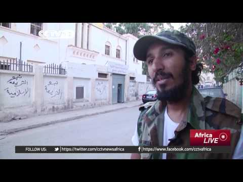 Libya Benghazi Destruction: Continued Fighting Leaves City in Ruins Displacing Thousands