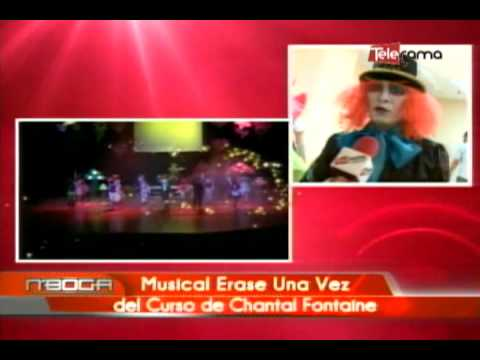Musical Erase Una Vez del curso de Chantal Fontaine